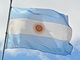 Flagge Argentinien; Quelle: Colourbox.com