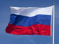Flagge Russland; Quelle: istock/Ramberg