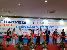 Opening Ceremony at the 14th Pharmed & Healthcare