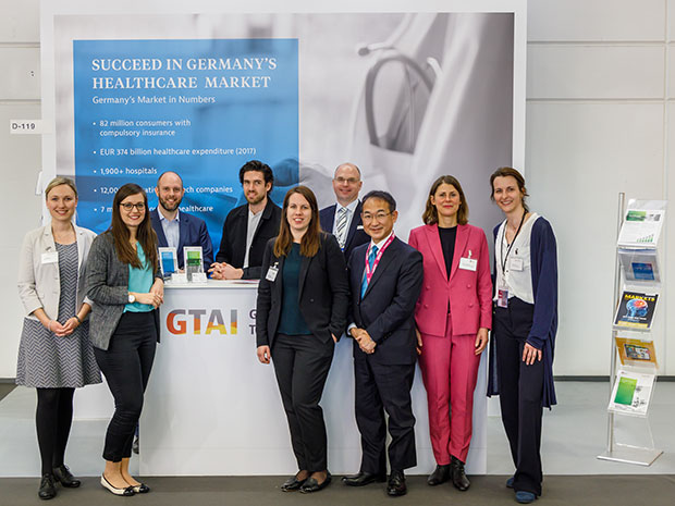 Our team: GTAI & HEALTH MADE IN GERMANY