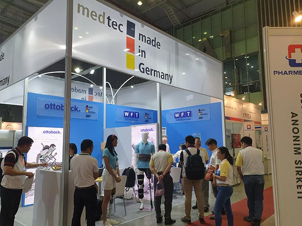 Vietnam shows a high demand for orthopedic and prosthetic products