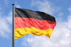 Flag Germany; Quelle:Colourbox.de