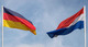 Germany and Netherlands flag; fotolia/Claudio Divizia