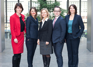 The team of the export initiative Health – Made in Germany