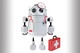 Medical robot robot with the first aid kit / fotolia.com/kirill_makarov