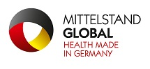 Logo Export Initiative<br>for the German Health Care Industry